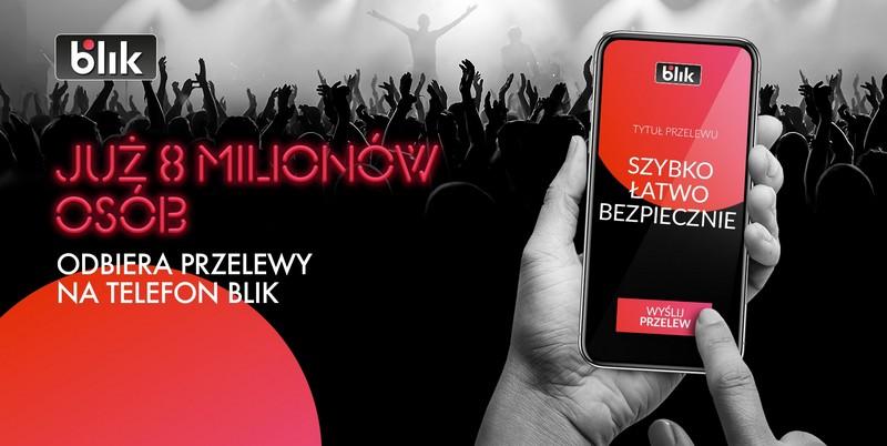 8 mln