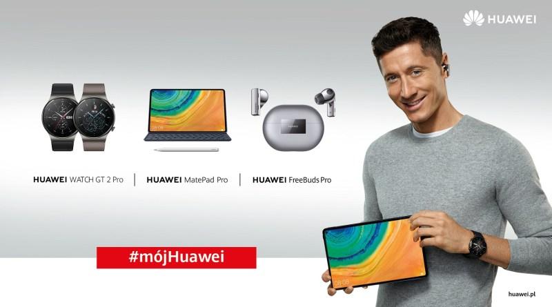#mójHuawei