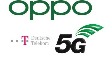 OPPO i Deutsche Telekom 5g