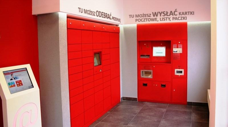 Poczta Polska - automaty