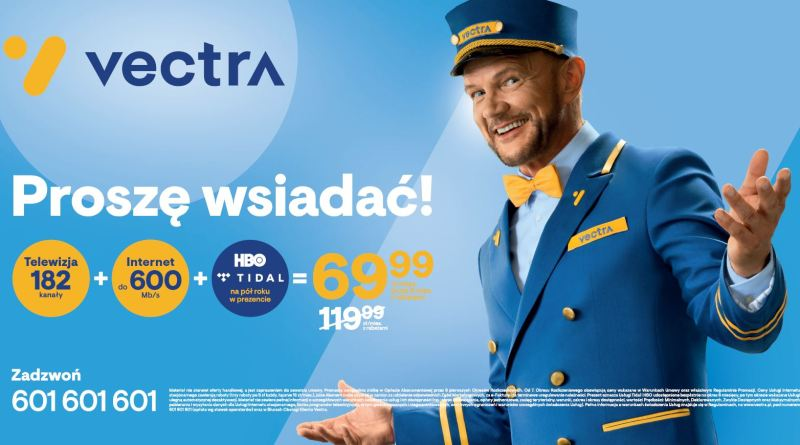Vectra, smart TV, OTT