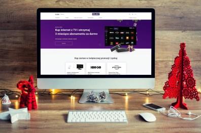 PLAY - Moc świątecznych prezentów Internet i TV