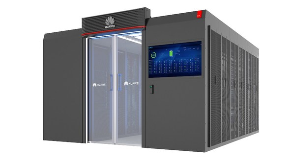 Huawei uruchamia Smart Modular Data Center 5.0
