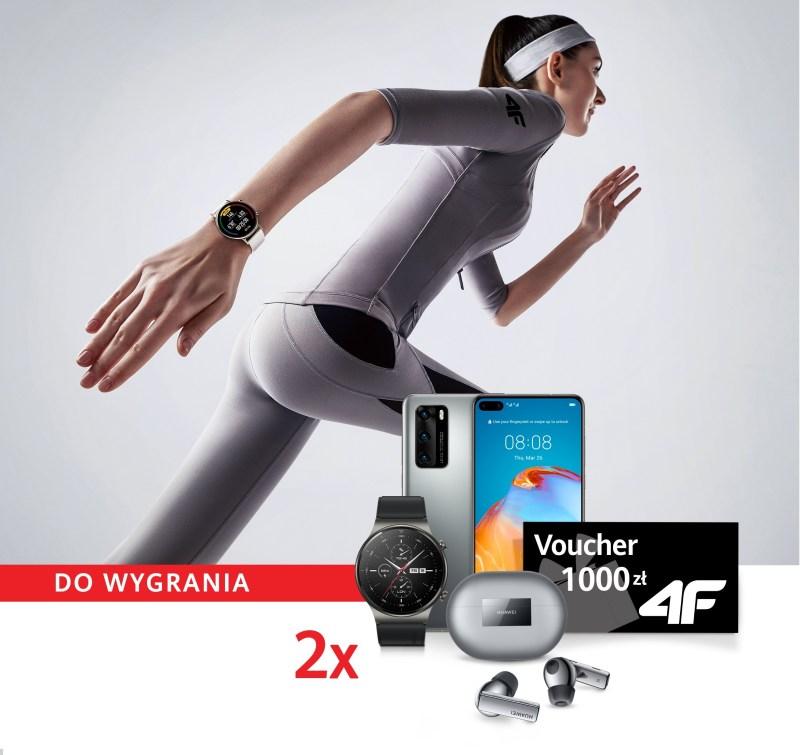 Huawei x 4F