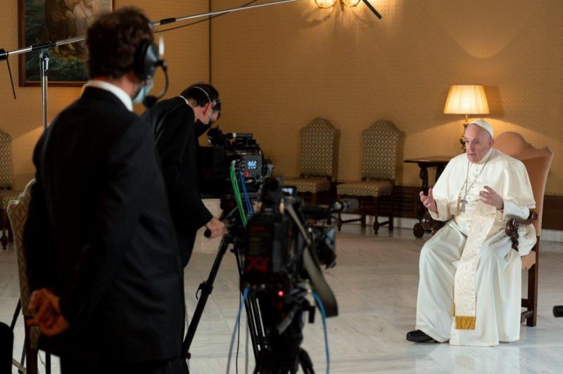 Netflix - Papież Franciszek