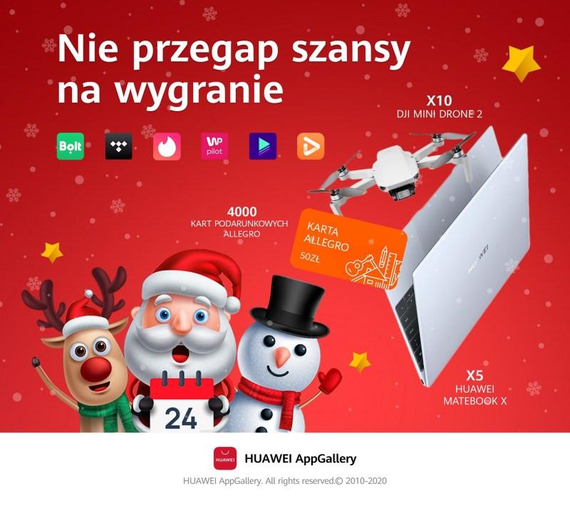 AppGallery Świąteczne Odliczanie