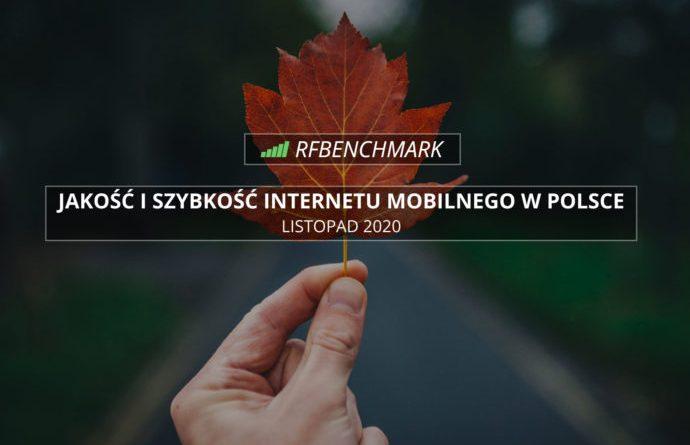RFBenchmark.pl - Internet mobilny