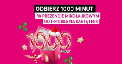 T-Mobile - Mikołajkowe