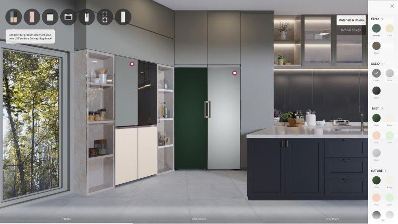 Furniture Concept Appliances