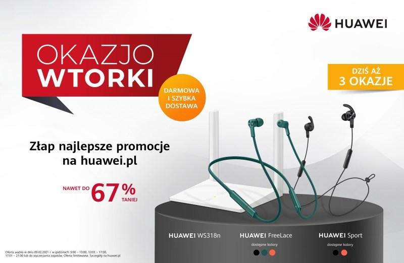 OkazjoWTORKI - router i słuchawki