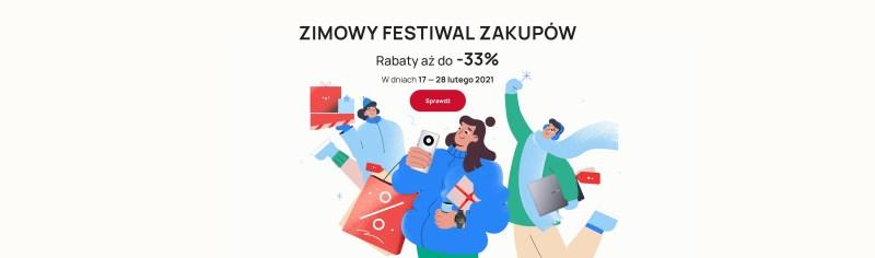 Zimowy Festiwal Zakupów