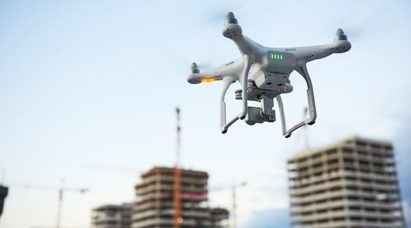 Valo - automatyczne drony
