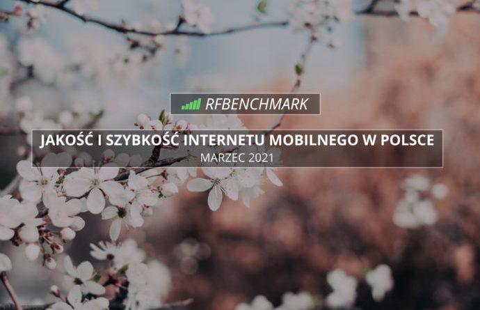 RFBenchmark marzec 2021