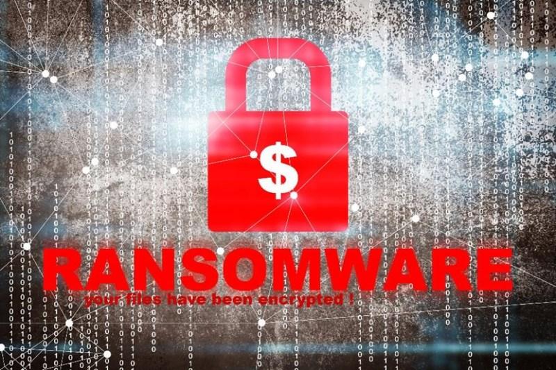 Atak ransomware