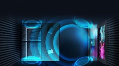 88L5V Sonic Screen Laser TV