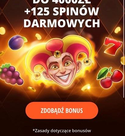 Zaproszenie do wirtualnego kasyna