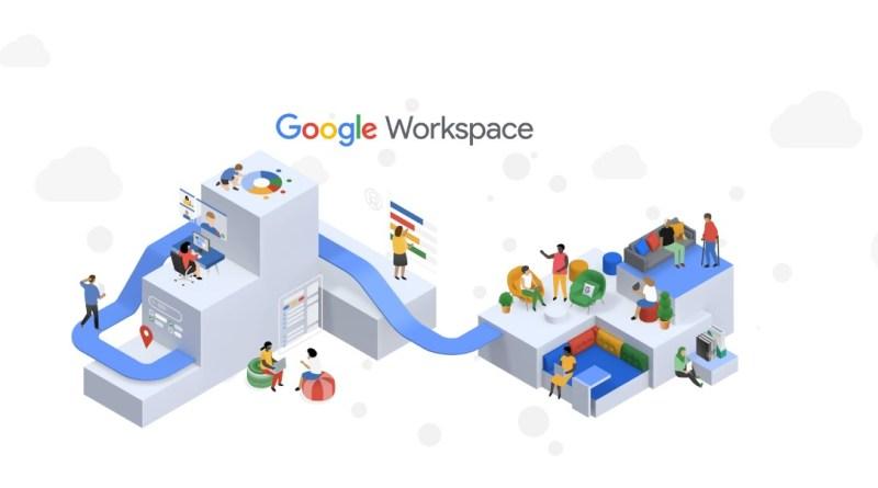 Google Workspace - Smart Canvas