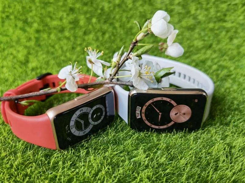 Huawei Watch Fit Elegant - Huawei Band 6