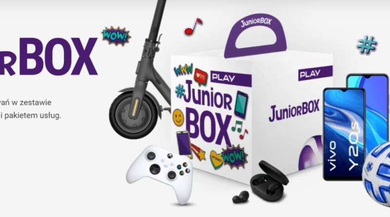 Play Junior BOX