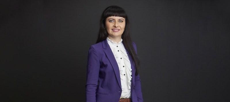Milena Górecka, naczelnik, Departament Polityki Konsumenckiej UKE