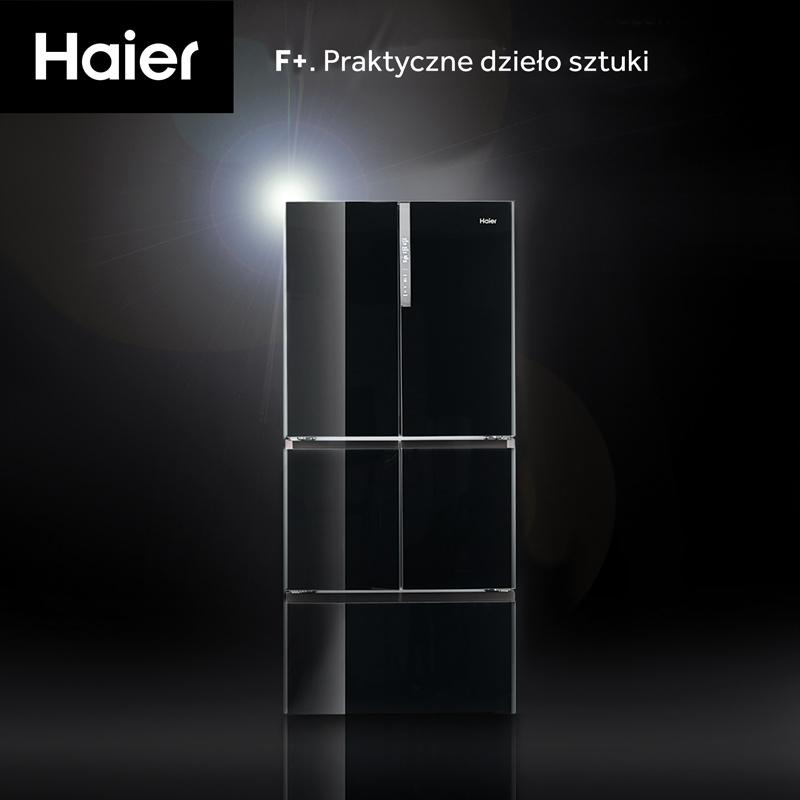 Haier z serii F+ HFF-750CGBJ
