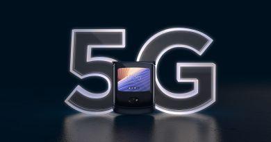 Motorola o 5G