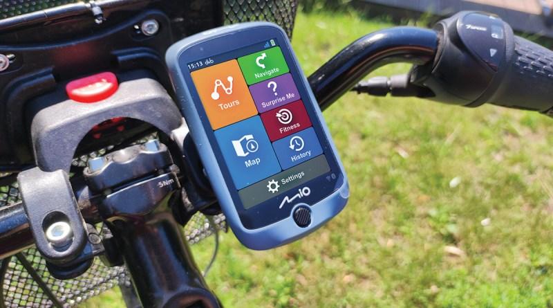 Mio Cyclo Discover Connect