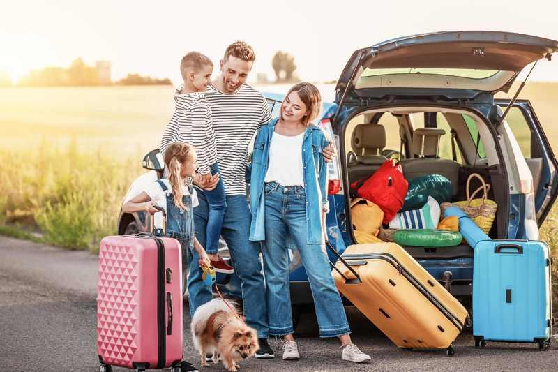 wakacyjny bagaż