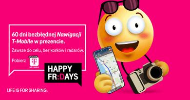 Nawigacja T-Mobile