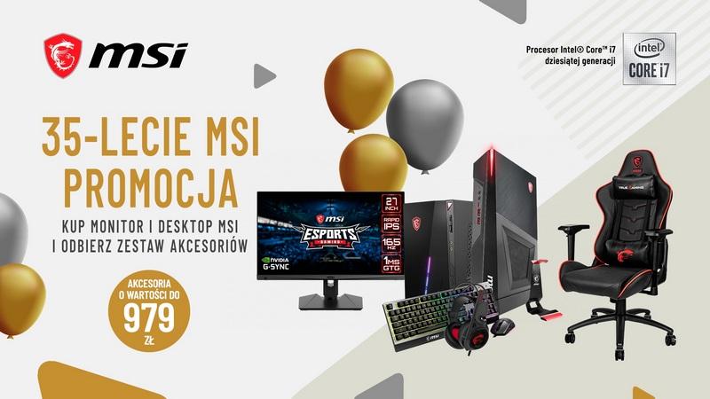 MSI 35-lecie
