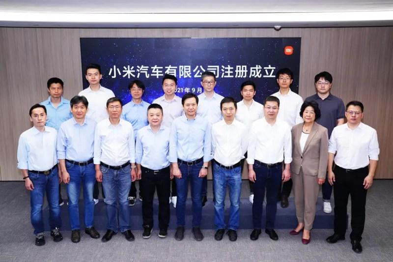 Xiaomi EV Company Limited
