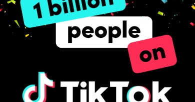 TikTok - miliard