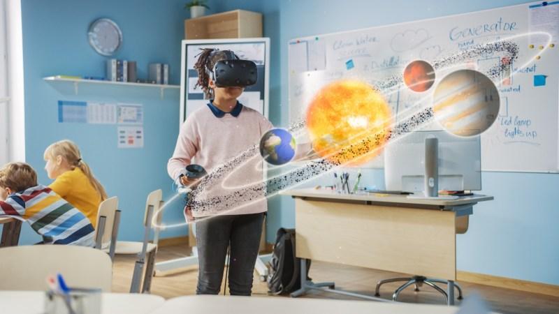 VR w edukacji