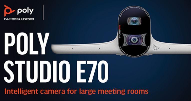 Poly Studio X70 i Poly Studio E70