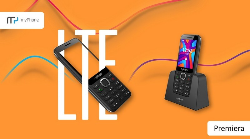 myPhone C1 LTE oraz myPhone S1 LTE