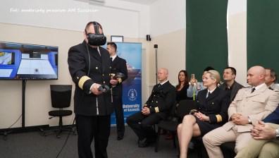 Symulator statku_VR_Akademia_Morska_Fot_Materiały_Prasowe_AM_Szczecin