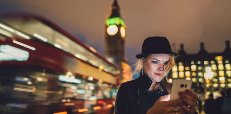 roamingu do Wielkiej Brytanii