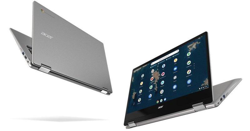 #NextAtAcer - nowe Chromebooki