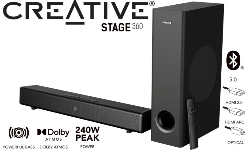 Creative Stage 360