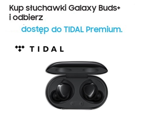 Galaxy Bud - Tidal Premium