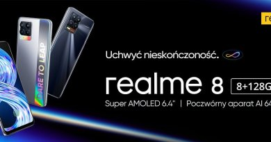 realme 8 (8/128 GB)