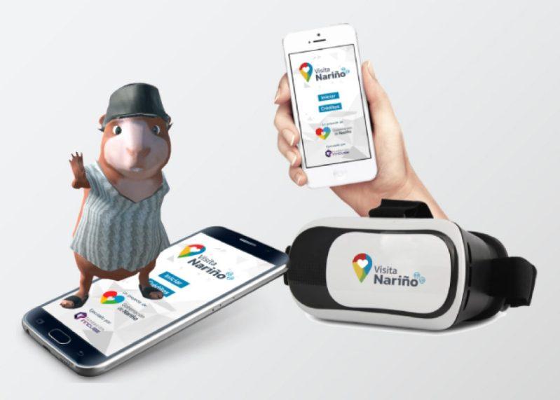 Aplicaciones de realidad virtual y aumentada Pasto