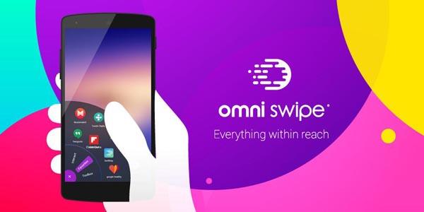 تطبيق Omni Swipe للاندرويد