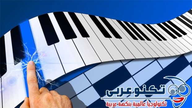 لعبة بيانو تايلز الجديدة