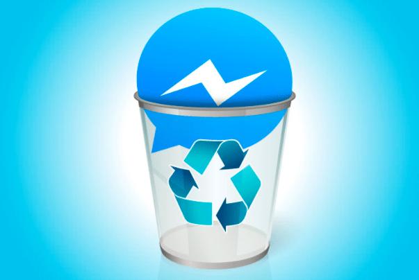 حذف رسائل ماسنجر الفيسبوك دفعة واحدة