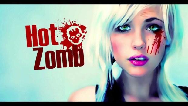 لعبة Hot Zomb