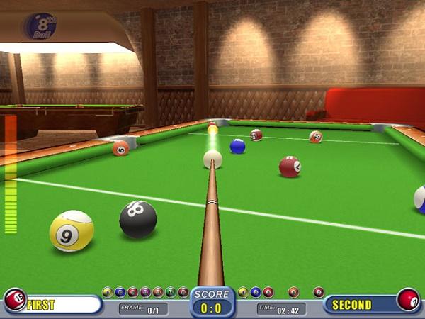 لعبة Pool