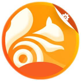 شعار متصفح يو سي