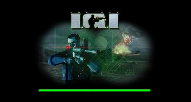 لعبة igi للكمبيوتر الجزء الاول