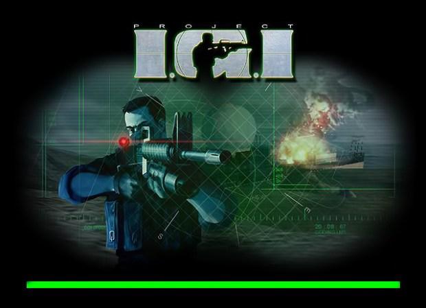 قصة لعبة igi 1
